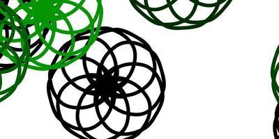 hellgrüne Textur mit Scheiben.