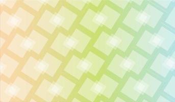 abstrakter quadratischer Vektorhintergrund vektor