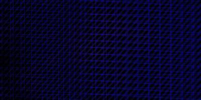 dunkelblaue Vorlage mit Linien.