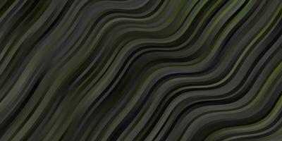 grüne Vorlage mit Linien.