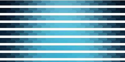 mörkblå mall med linjer. vektor