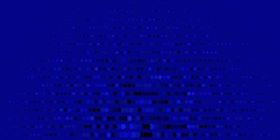 blauer Hintergrund mit Flecken.