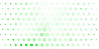 ljusgrön konsistens med skivor.