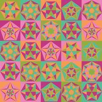 mönster i platt stil. vektor