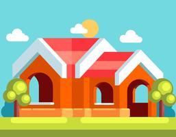 playhouse vektor