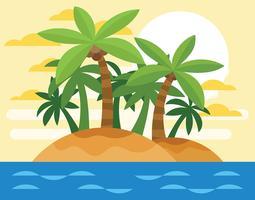 palmier illustration