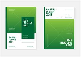 Geschäftsbericht Buch vektor