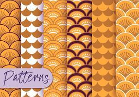 Japanisches Muster-Set