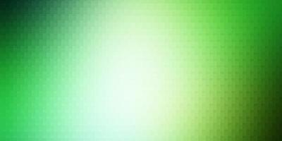 hellgrüner Hintergrund im polygonalen Stil.