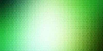 ljusgrön bakgrund i polygonal stil.