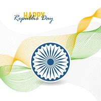 Glad Republic Day Background