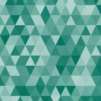 Hintergrund mit Dreiecken. vektor