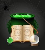 magiska föremål för häxkonst