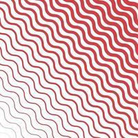 rot gestreifter Hintergrundrahmen vektor