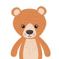 Teddybär für Babyzimmerdekoration