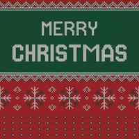 Weihnachten Strickmuster
