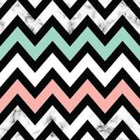 Marmor Textur Design mit geometrischen Chevron Formen