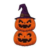 halloween pumpor staplade