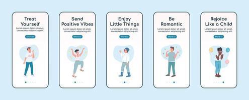 egenvård ombord mobil app skärm