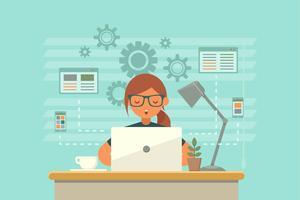 Software Ingenieure Vektoren