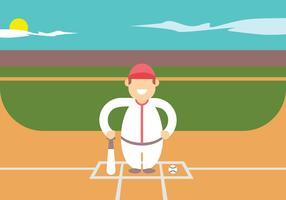 Softballspieler