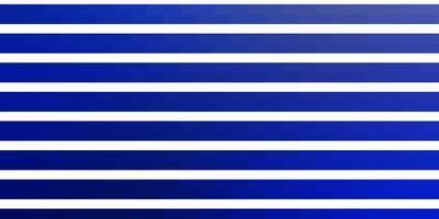 dunkelblauer Vektorhintergrund mit Linien.