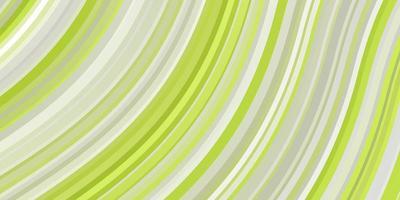 ljusgrön, gul vektorstruktur med cirkelbåge.