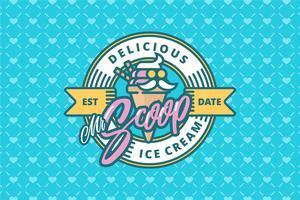Eiscremeshop Logo