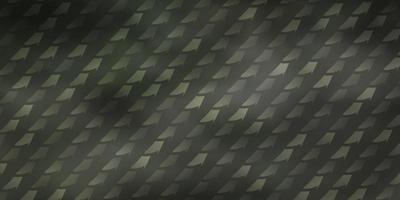 ljusgrå vektor bakgrund i månghörnigt stil.