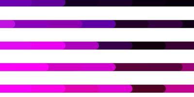 dunkelviolette, rosa Vektortextur mit Linien.