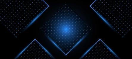 blå ljus bakgrund vektor