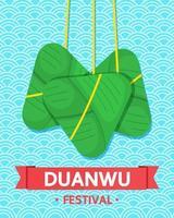 Duanwu Festival Hintergrund