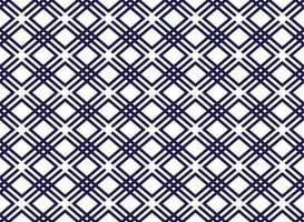 vektor geometrisk sömlös art deco-stil romb sömlös bakgrund.