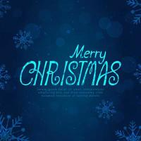 god jul text design