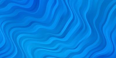 ljusblå vektormönster med sneda linjer. vektor