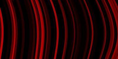 mörk röd vektor layout med sneda linjer.