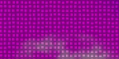 hellvioletter Vektorhintergrund im polygonalen Stil.