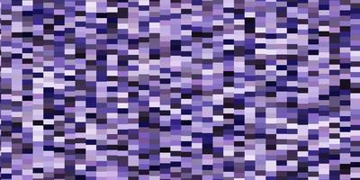 hellvioletter Vektorhintergrund im polygonalen Stil. vektor