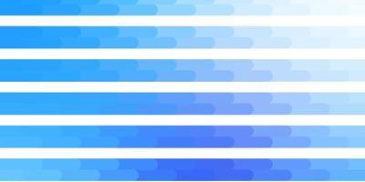 ljusblå vektor mönster med linjer.