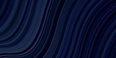 hellblaues Vektorlayout mit schiefen Linien. vektor
