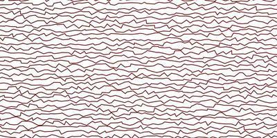 dunkelrotes Vektorlayout mit schiefen Linien.