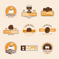 kafé logotyp