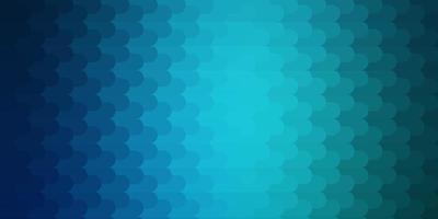 ljusblå vektor bakgrund med linjer.