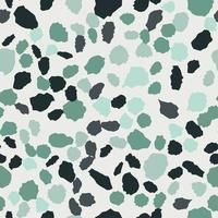 nahtloses Terrazzo-Muster. Nachahmung eines venezianischen Steinbodens vektor