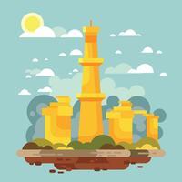 Qutub Minar Abbildung