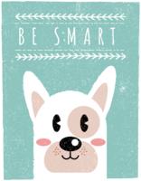 Scandinavian Style Dog Wall Art - Var smart
