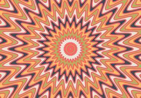 Optische Schwindel-Illustration vektor
