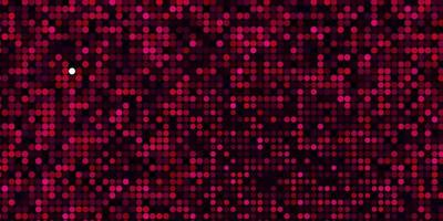 mörkrosa vektor konsistens med skivor.
