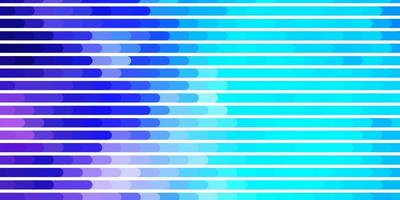 ljusrosa, blå vektorbakgrund med linjer. vektor