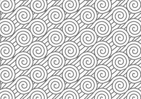 Kettenhemd Muster Hintergrund vektor